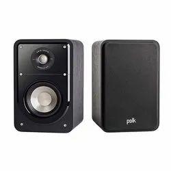Polk Audio Signature S15 American HiFi Home Theater Compact Bookshelf Speaker Set Of 2