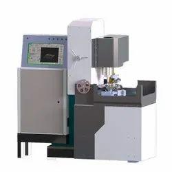 Ashta Tech CNC Chamfering Machine For Rotary Components SPM