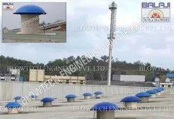 Roof Top Industrial Exhaust Fan