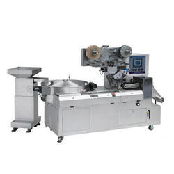 Candy Packing Machine (Pillow Type)