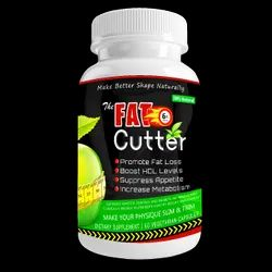 Fat Cutter Capsules Weight Management - 60 Capsules Weight Loss Pack in 1