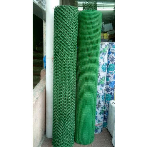 Green Mild Steel Wire Mesh