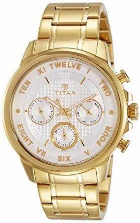 465b9eb34a Golden Titan Men's Watches, Rs 9225 /piece, Sai Enterprises | ID ...