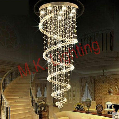 Contemporary modern crystal chandelier shape round rs 23500 contemporary modern crystal chandelier shape round aloadofball Gallery