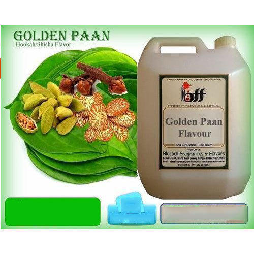 Food Flavors - Golden Paan Flavors Manufacturer from Kanpur