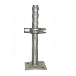 Silver Color Galvanized Base Jack