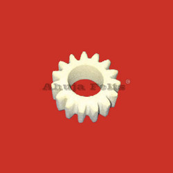 Felt Wheel With Teeth (Gear Wheel)