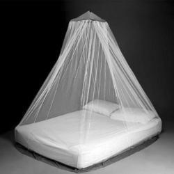 Polyester White Mosquito Net, Shape: Quadrate