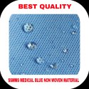 SSMMS Medical Blue Non Woven Material