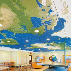 Create Soft Fibre Ceilings