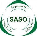 SASO Certificate of Conformity