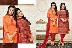Printed Origma Suit Salwar Fabric