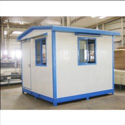 Insulated Porta Security Cabin