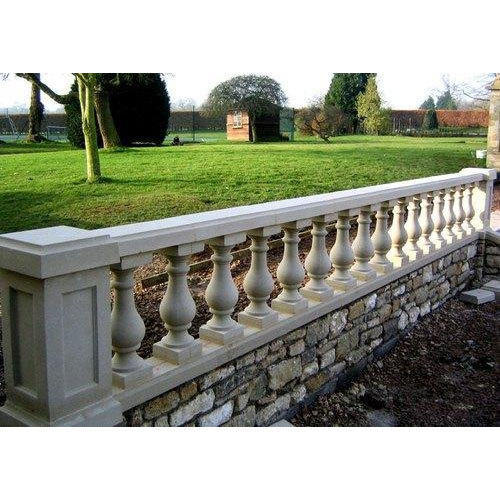 Cement Baluster Railing at Rs 650 /piece | Concrete ...