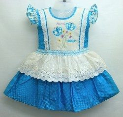 Soft Cotton Baby Frock
