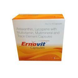 Antioxidant Multivitamins Capsules, Packaging: Box