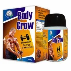 Body Grow Powder, Non prescription, Treatment: Muscle Growth