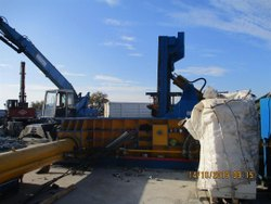 RHTTCB 1818 Triple Compression Turnout Baling Machine