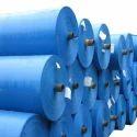 Blue PP Woven Roll