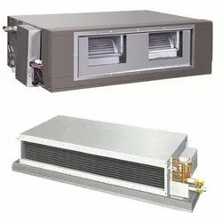 Split Ductable AC Installation Service, in Client Site