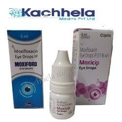 Moxicip Eyes Drop