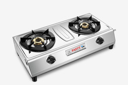 Double Burner Gas Stove SU 2B-207 Ultra Ovai
