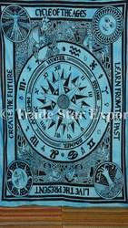 Indian Psychedelic Wall Hanging