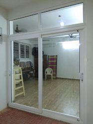 Cum Top Fixed Door