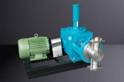 Reciprocating Chemical Metering Pumps