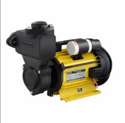 Yellow Motor Pump