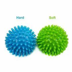 Hand exerciser spikey balls