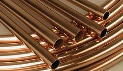 Cupro-Nickel 70/30 Seamless Pipes