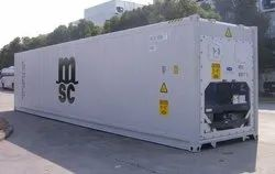 Refrigerated Used Container