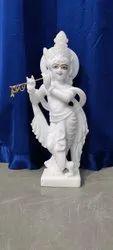Marble Krishna God Statue