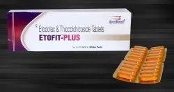 Etodolac 300 mg & Thiocholchicoside 4 mg