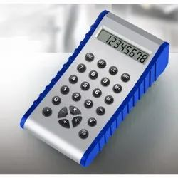 T-14 Flip Calculator With Clock And Temperature