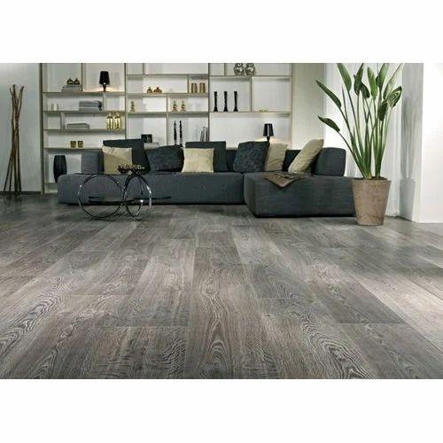 Kaara Oak Misty Grey Laminated Flooring