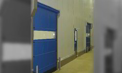 High Speed Rolling Doors