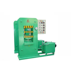 Green Hydraulic Press, Capacity: 40-100 Ton