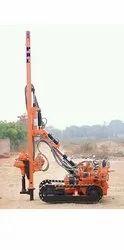 PBHD 50 Deep Rock Blast Hole Hydraulic Drilling Rig