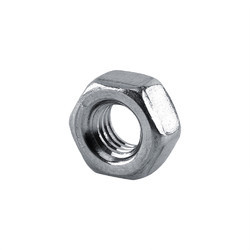 Stainless Steel Hex Nuts, Size: 3  mm To 20 mm