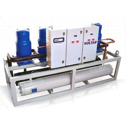 Three Phase Automatic Voltas Water Cooled Chiller