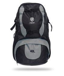 Black And Grey Colored Rucksacks