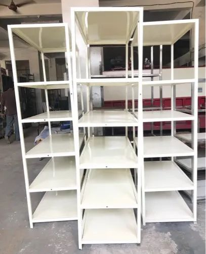 Powder Coted Storage Racks