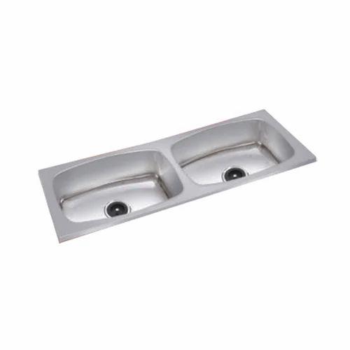 Marvelous Stainless Steel Double Bowl Sinks Double Bowl Kitchen Interior Design Ideas Truasarkarijobsexamcom