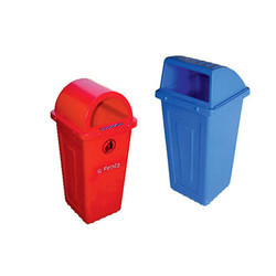 60L Free Stand Garbage Litter Bin