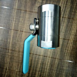 Stainless Steel , 1 Inch Ball Valve