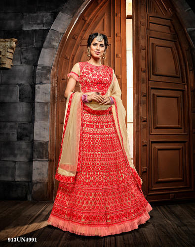 1e858027bb Designer Lehenga Choli Collection, Rs 4655 /piece, Umang Nx | ID ...