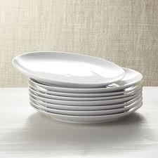 Acrylic Eight Portion Plate
