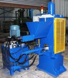 Semi-Automatic 1500-2000 kg/hr Briquetters Briquet Press, 2000-2500